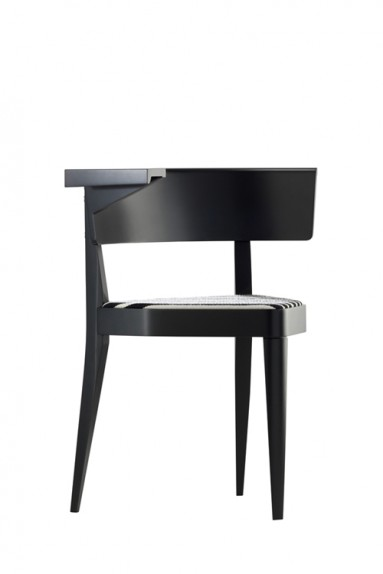 Tecta Bauhaus - B1 Asymmetric chair