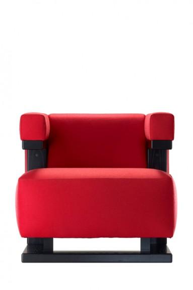 Tecta Bauhaus - F51 Gropius armchair